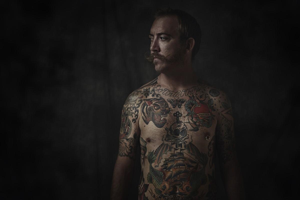 американский фотограф Brian Cummings