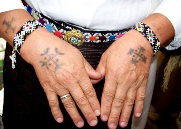 Хорватия: бабушки с татуировками