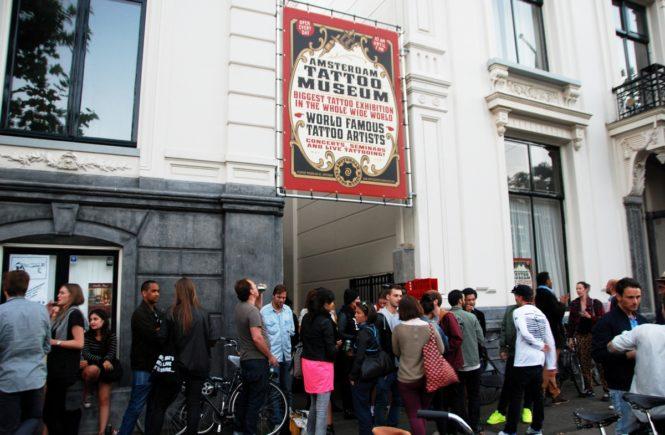 музей татуировки в амстердаме