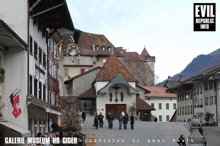 Швейцария, Грюйер