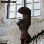 Выставка Пола Бута в швейцарском музее Гигера