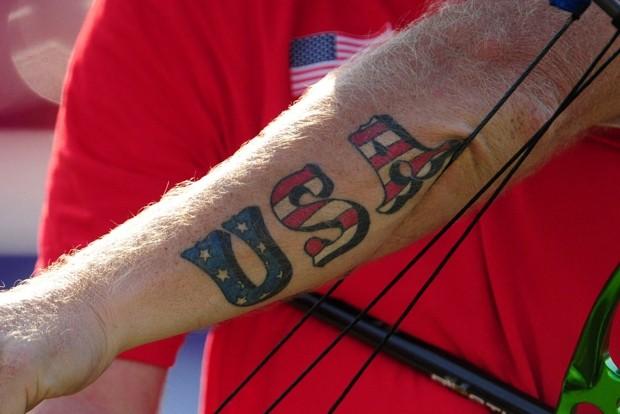 татуировка в сша