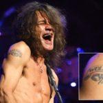 Tattoo – новое видео од Эдди Ван Халена