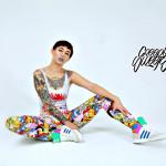 Дженнет Мимун – директор модельного агентства «Creepy Sweets»