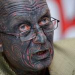 Владимир Франц – татуированный кандидат в президенты Чехии