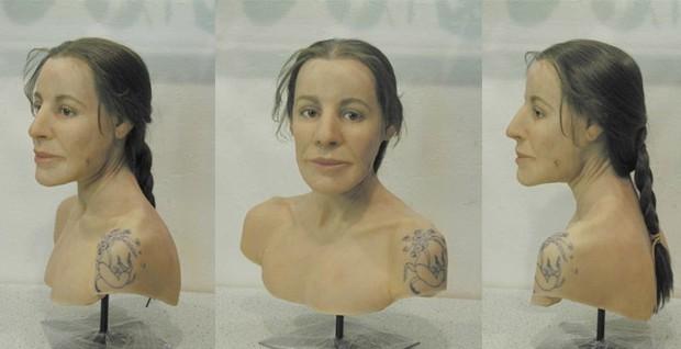Принцесса Укока и её татуировки