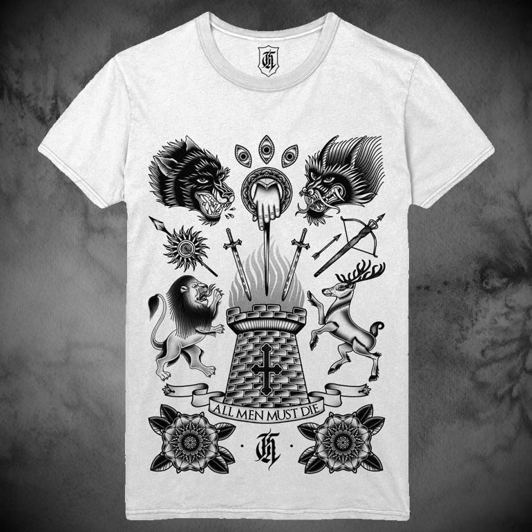 футболка Tom Gilmour