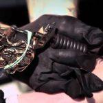 Брайн Мосес – татуировщик без рук татуирует ногами