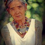 Мастер татуировки в 92 года