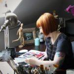 Melissa Hartley – портреты девушек с татуировками
