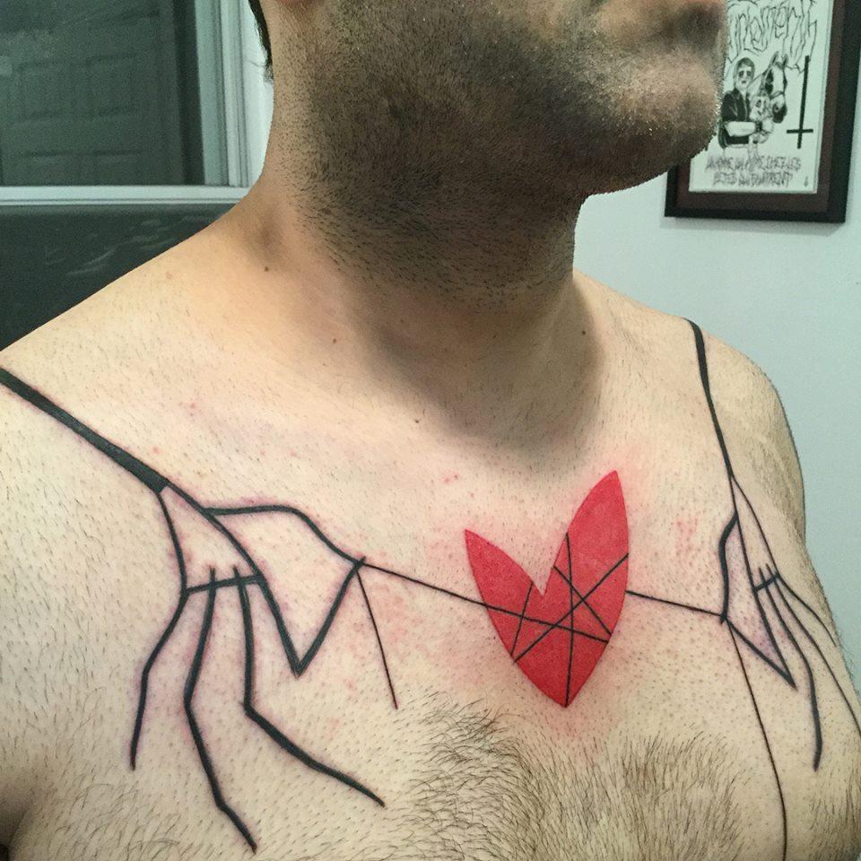 Ян Блэк, Yann Black, татуировщик