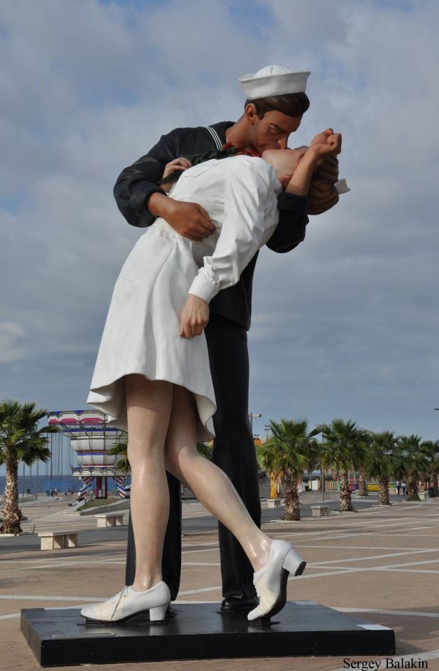 поцелуй: безоговорочная капитуляция