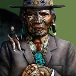 Портреты Маори – живопись Пола Джексона