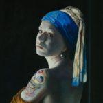 """""""Тату-табу"""" – серия работ ирландской художницы Джеки Эдвардс"""