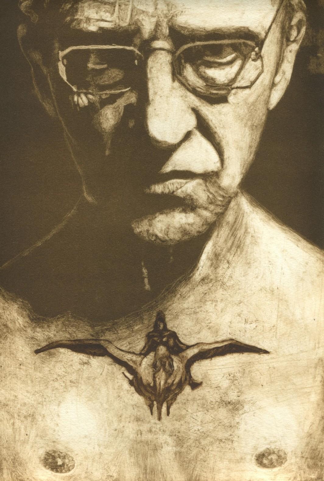 татуированные художники, Жан Жиро