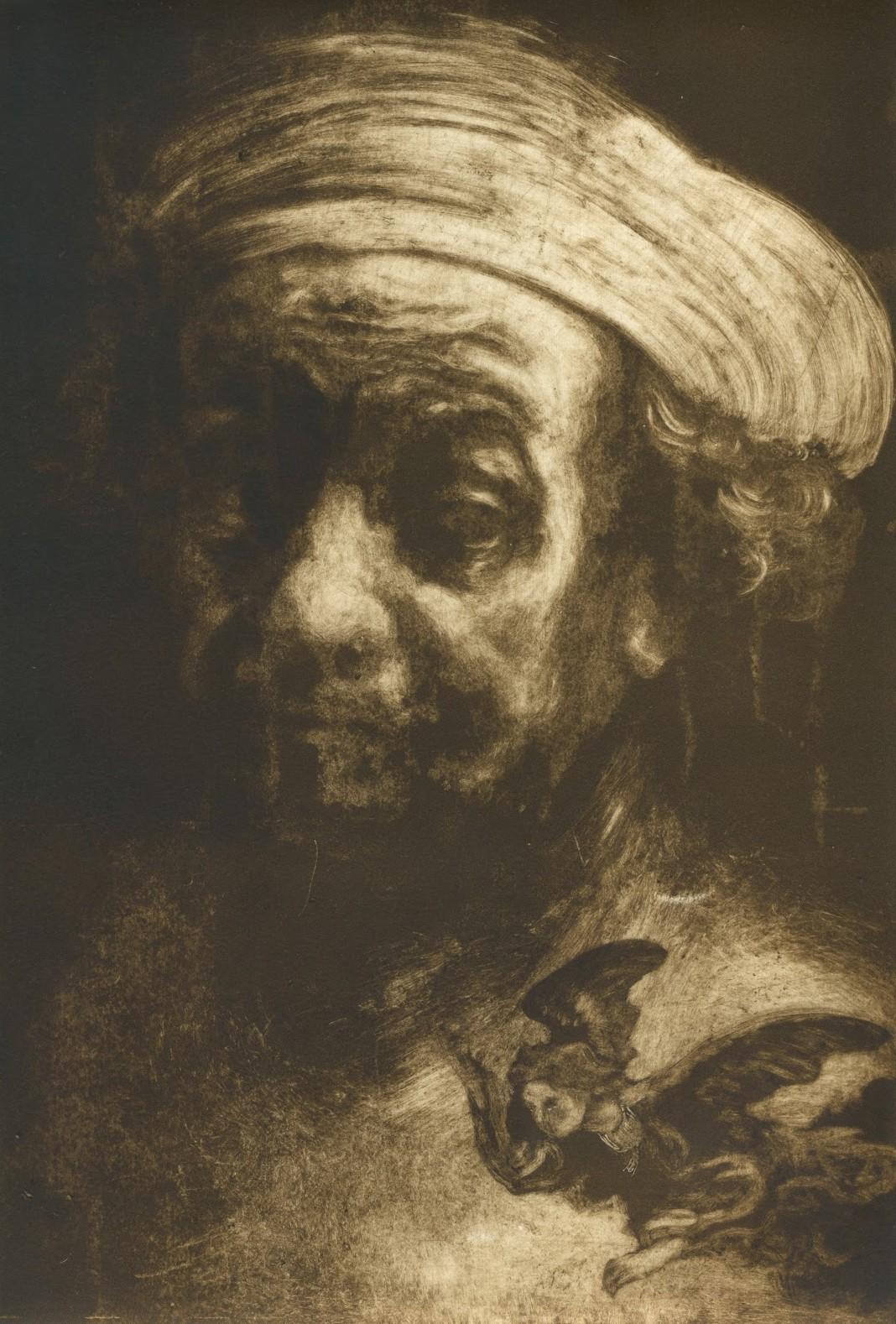татуированные художники, Рембрандт