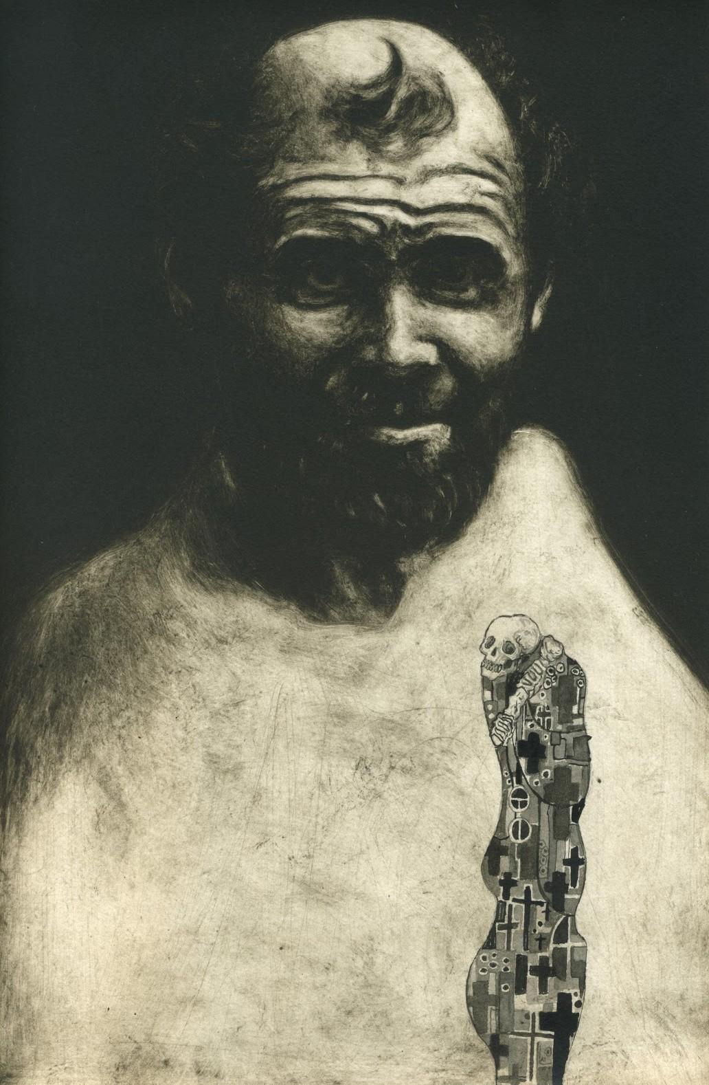 татуированные художники, Густав Климт
