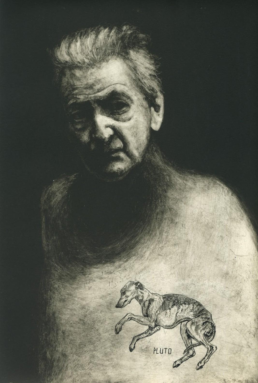 татуированные художники, Люсьен Майкл Фрейд