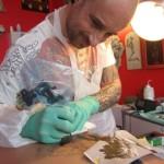 Интервью с тату-реалистом Matteo Pasqualin