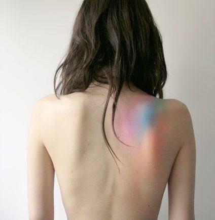 wispy colors tattoo новый стиль татуировки