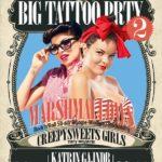 29 марта 2014, Москва – Big Tattoo Party 2