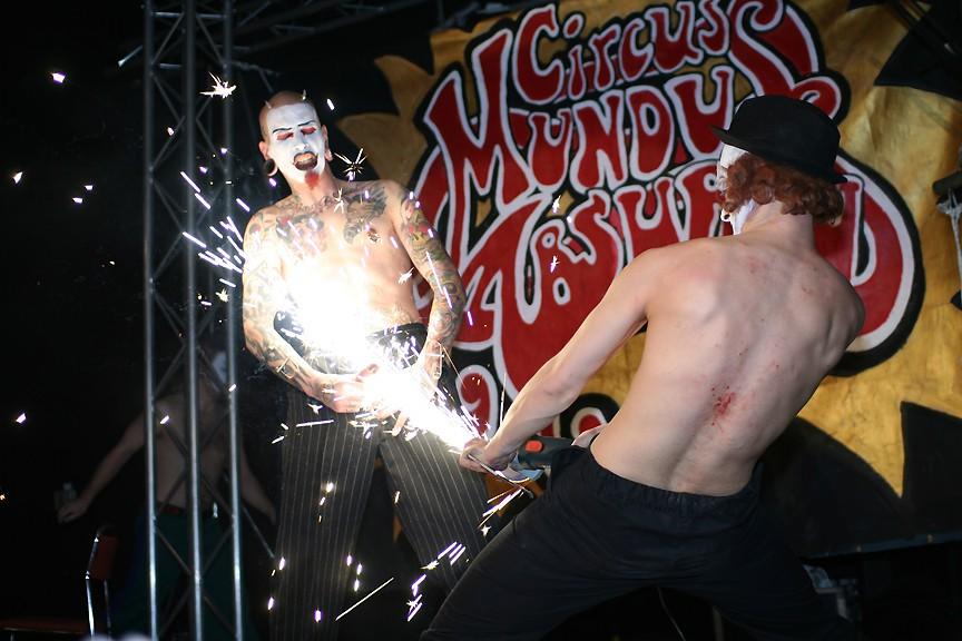 circus mundus absurdus