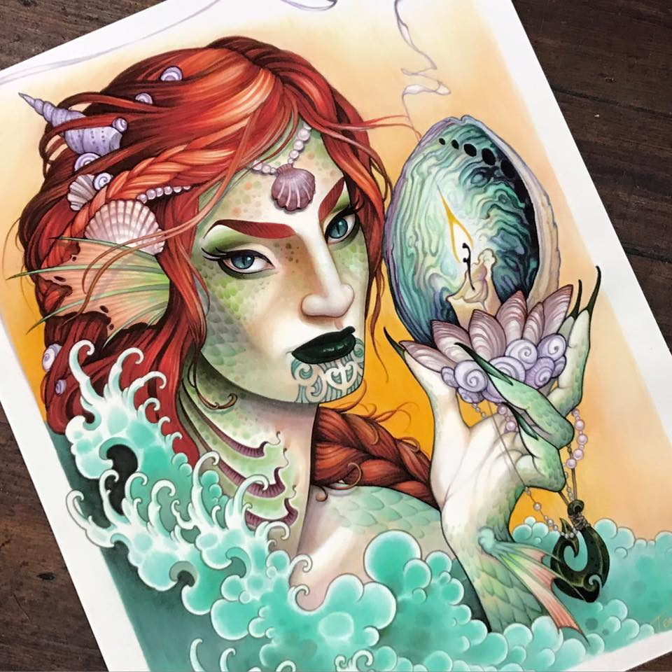 Тереза Шарп, Teresa Sharpe, Best Ink, лучшие татуировки