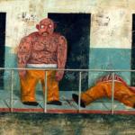 Тюремная татуировка в живописи El Rotor Tatua