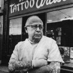 Канадский классик татуировки Док Форбс