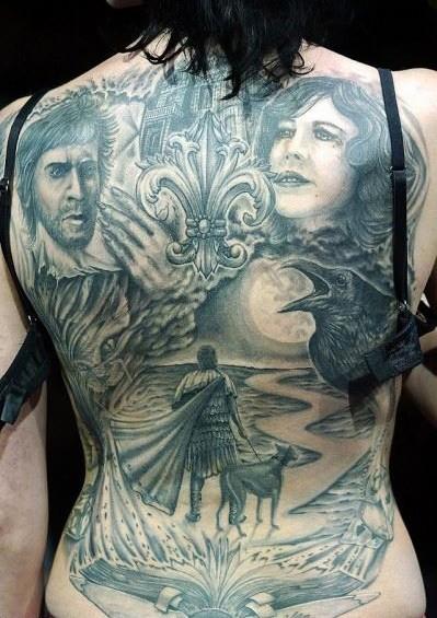 московский фестиваль татуировок 2014