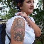 Татуировка может стать причиной отказа в посещении государства Шри-Ланка