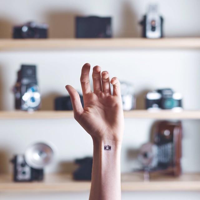 tiny tattoos, маленькие татуировки, остина тотт, austin tott, мини татуировки