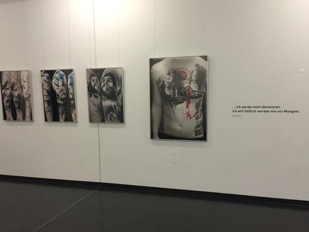 трэш-полька выставка