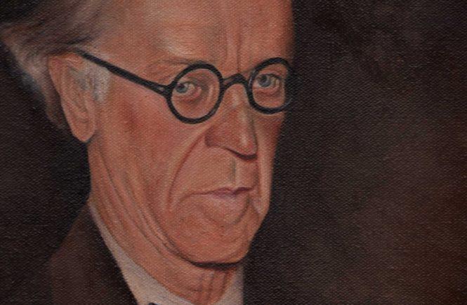 художник чарльз голди портрет