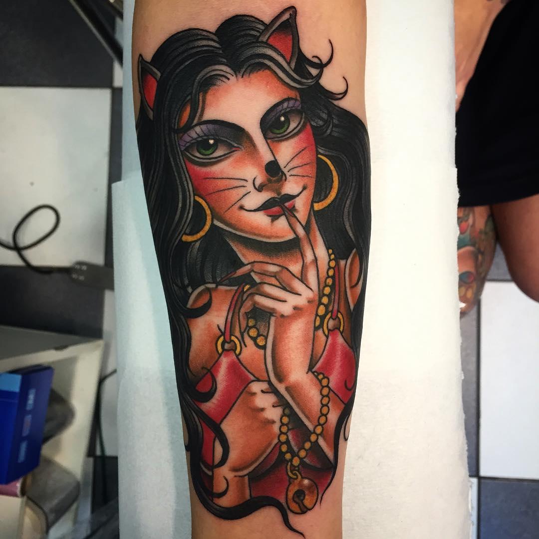 олдскул, традиционные татуировки, xam, juan asuncion