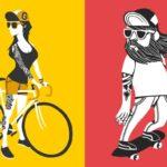 Векторные иллюстрации Jorge Lawerta
