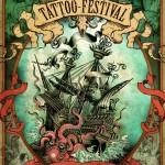 12-14 июня 2015: 13-й международный фестиваль татуировки, Санкт-Петербург