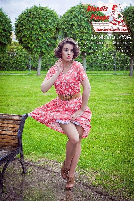 тату-модель, фотомодель - Мария Бородина