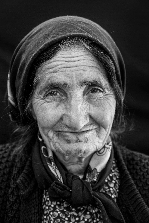 татуированные бабушки Кобани