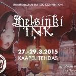 Автобусный тур на «Helsinki Ink 2015» из Санкт-Петербурга