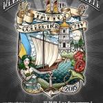 22-24 мая 2015 11-й международный фестиваль татуировки «Tattoo Collection» г. Киев