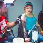 Как прошел «ТатуМо 2015» (фестиваль татуировки в городе Старый Оскол)