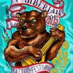 20-24 августа 2015 V сибирский фестиваль татуировки