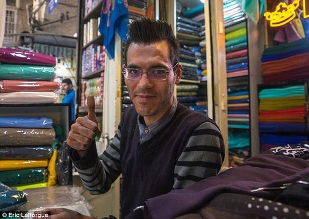 иранские хипстеры, фотограф Eric Lafforgue