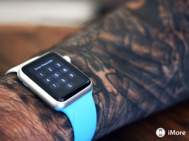 iwatch и татуировки