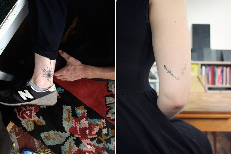 Станислава Пинчук (Miso): татуировки за еду