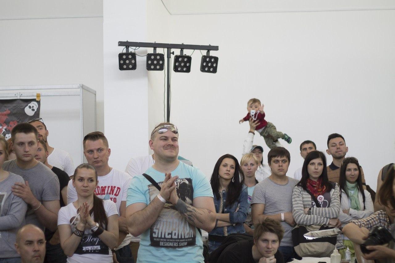 3-й всебелорусский фестиваль татуировки «Tattoo Fest» 2015