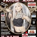 Что такое тату-конвенция? Или тату-фестиваль в Праге 2015.