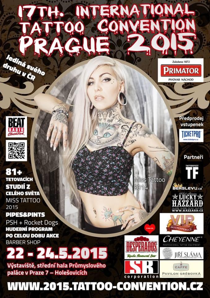 Тату-конвенция в Праге 2015