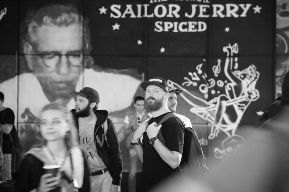 Sailor Jerry & Secret Walls (Россия, 2015)